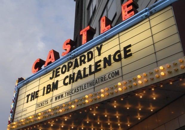 IBM Challenge at Castle Theater
