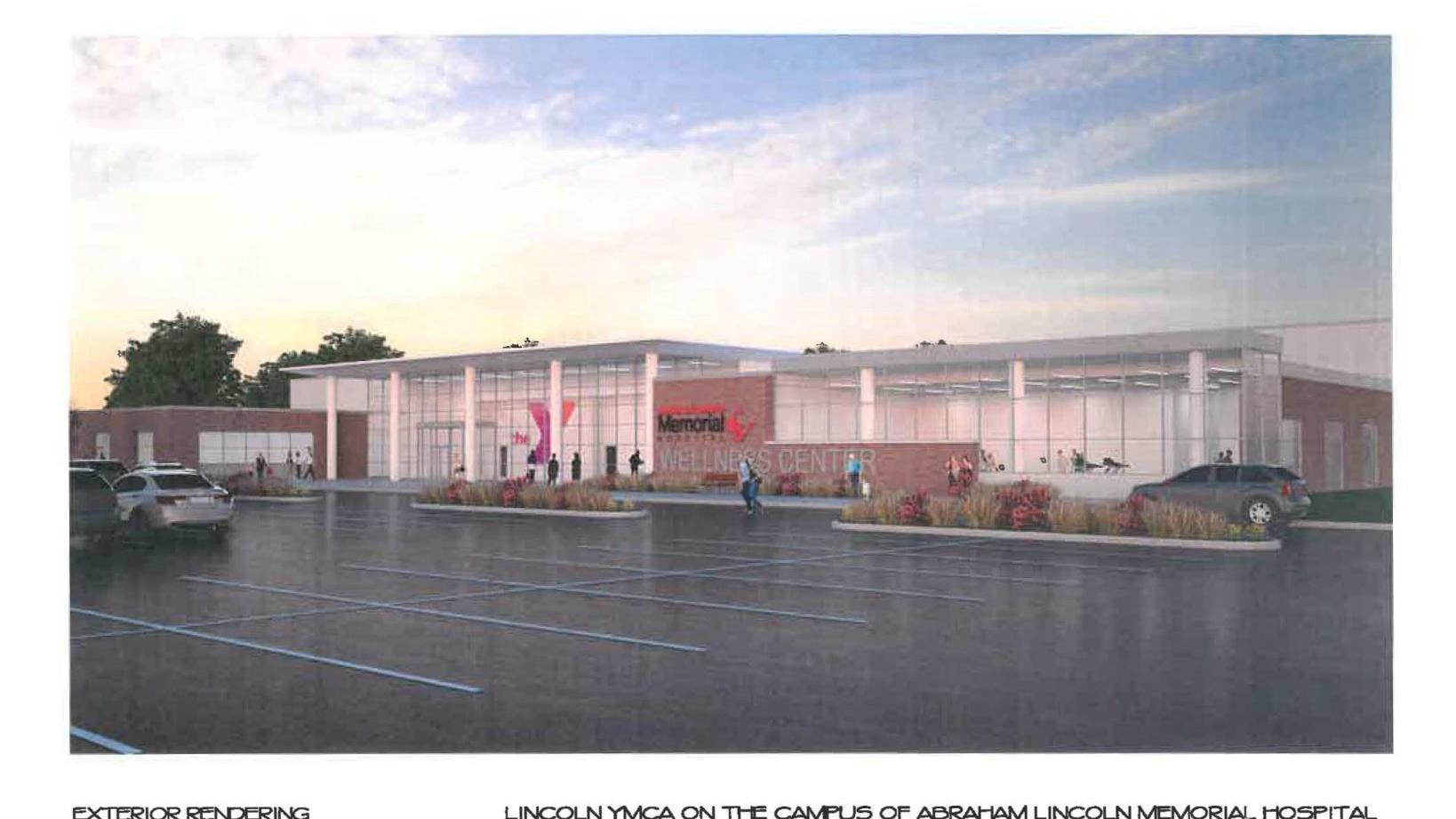 Hospital, YMCA planning new $27M YMCA in Linclon