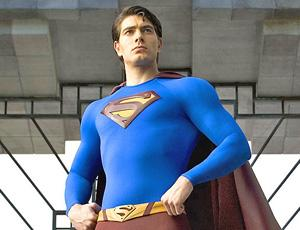Superman, where have you been?