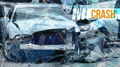 crash graphic