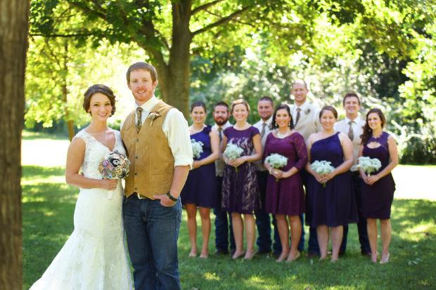 Dowd wedding