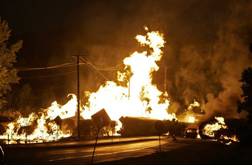 Explosions shake Illinois village after train carrying ADM ethanol