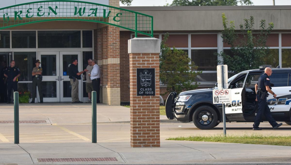 Mattoon High School schooting
