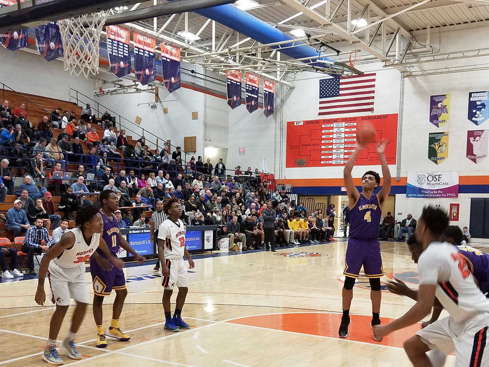 Time To Say Goodbye To Bonus Free Throws At High School Games High School Boys Basketball Pantagraph Com