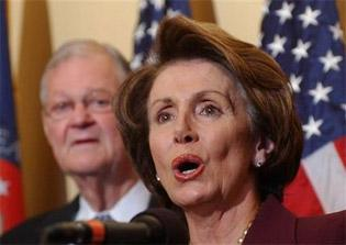 Democrats want Iraq pullout by fall 2008