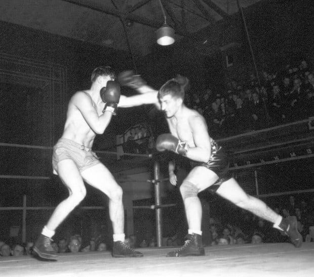 Golden Gloves Fitness Vaughan: Golden Gloves Big Draw In Bloomington In '30s