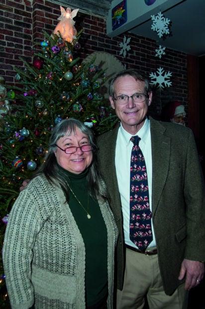 Jean Anderson Award winner Ruthie Cobb, Steve Rasmussen