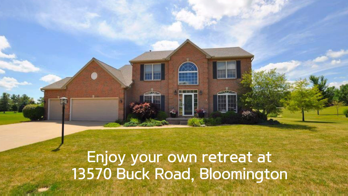 Big Homes Just Listed In The Bloomington Area Home And