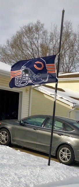 Flick Lite: Bears flag at half-staff
