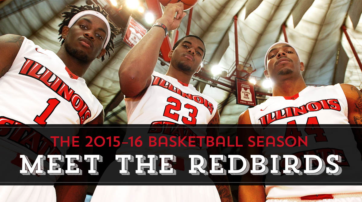 Meet the Redbird basketball team