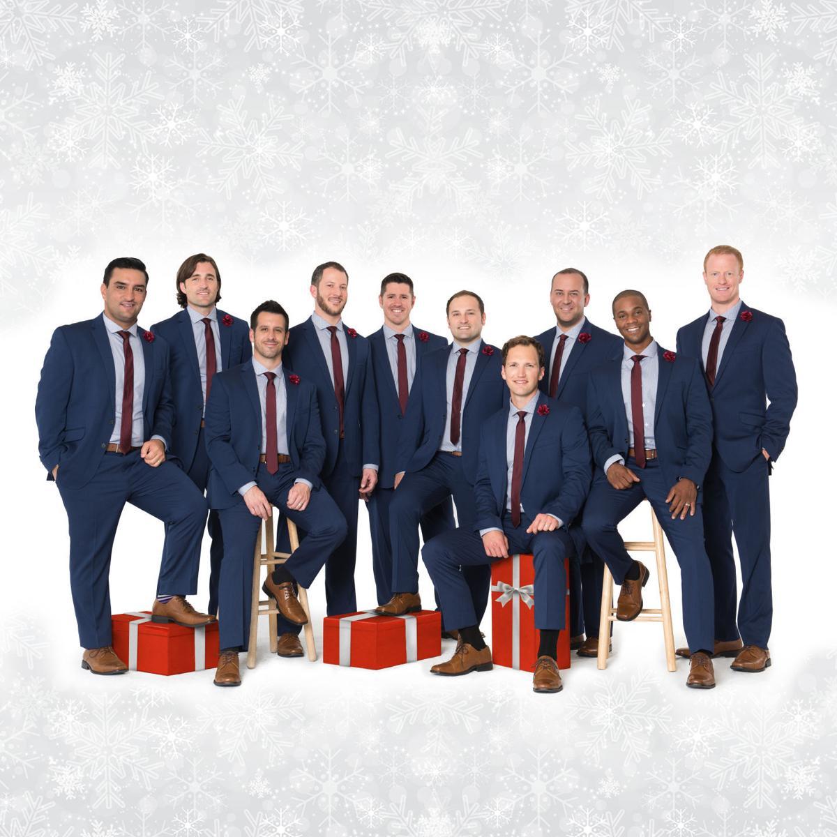 10 men a-singing
