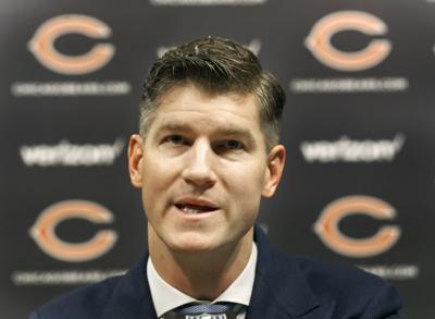 Ryan Pace, Bears GM (copy)