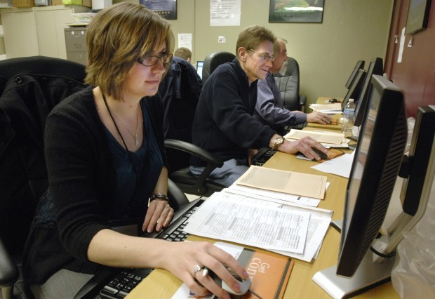 Tax volunteers