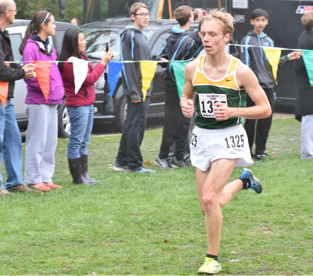 State cross country photo