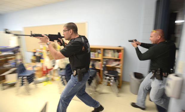 Colfax Live Shooter Lead Sas
