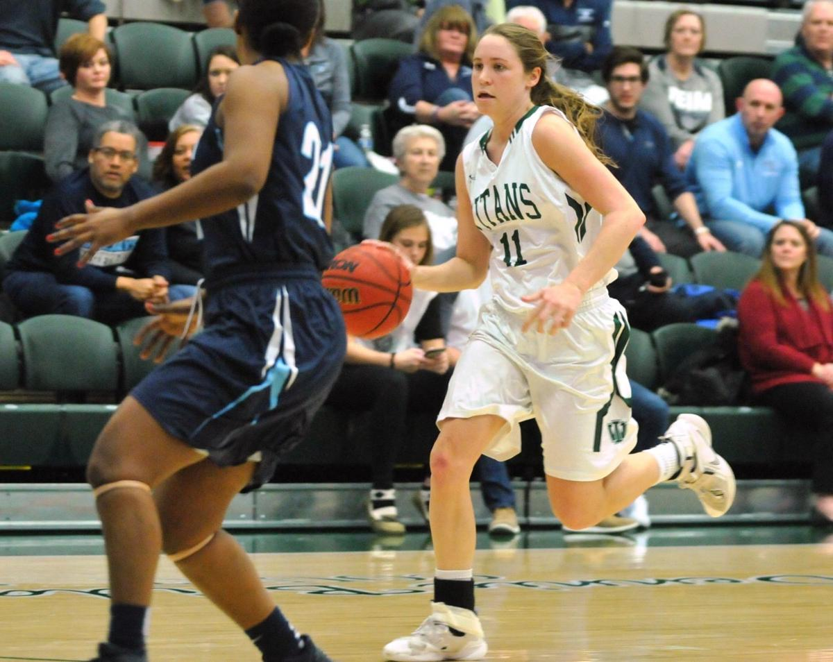 IWU women in CCIW tourney 3
