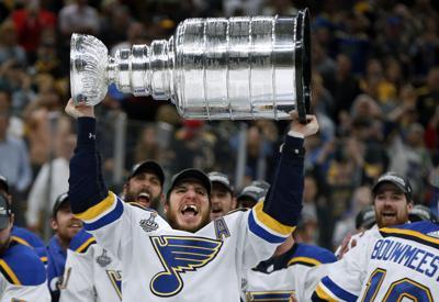 Stanley Cup champion St. Louis Blues to open season against Washington