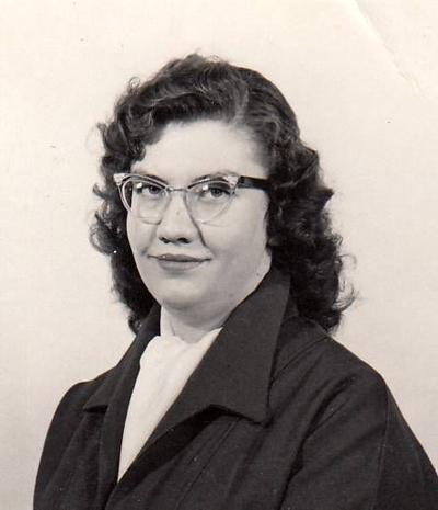 Constance 'Connie' Anne Orr