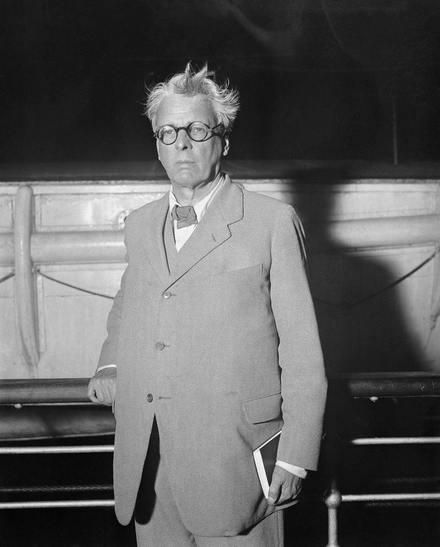 1939: William Butler Yeats