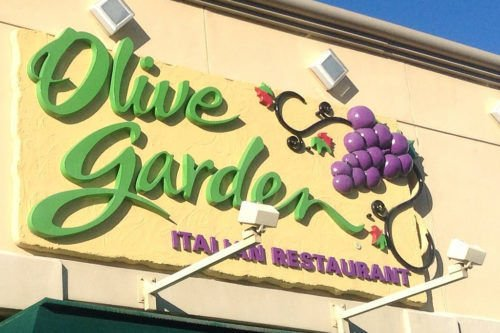Olive Garden Now Has Build-your-own Lasagna—with 24 Combinations To ...