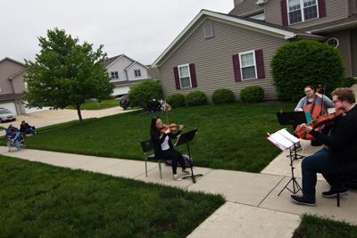 For Central Illinois families, COVID means living a different life