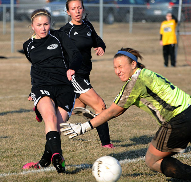 Normal West girls clean up during victory over BHS | High ...