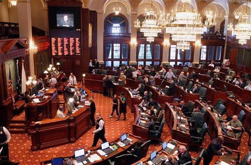 Illinois redistricting
