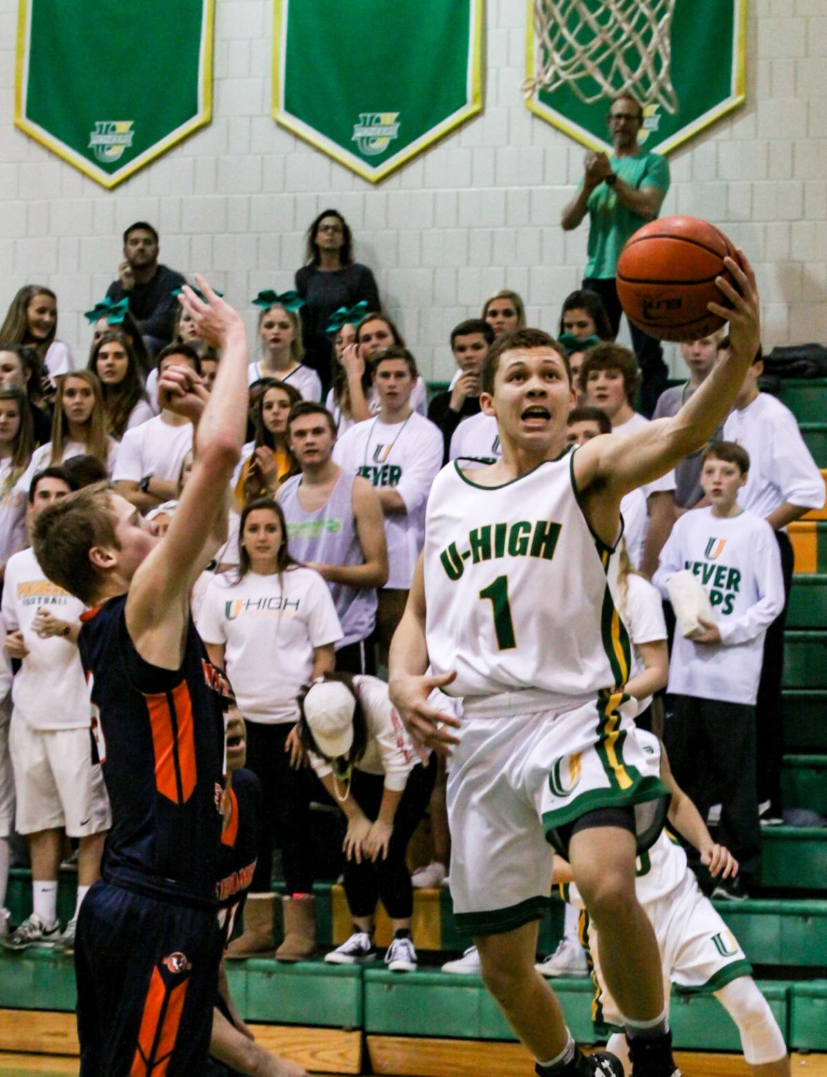 U High puts clamps on Mahomet in 2nd half | High School Boys