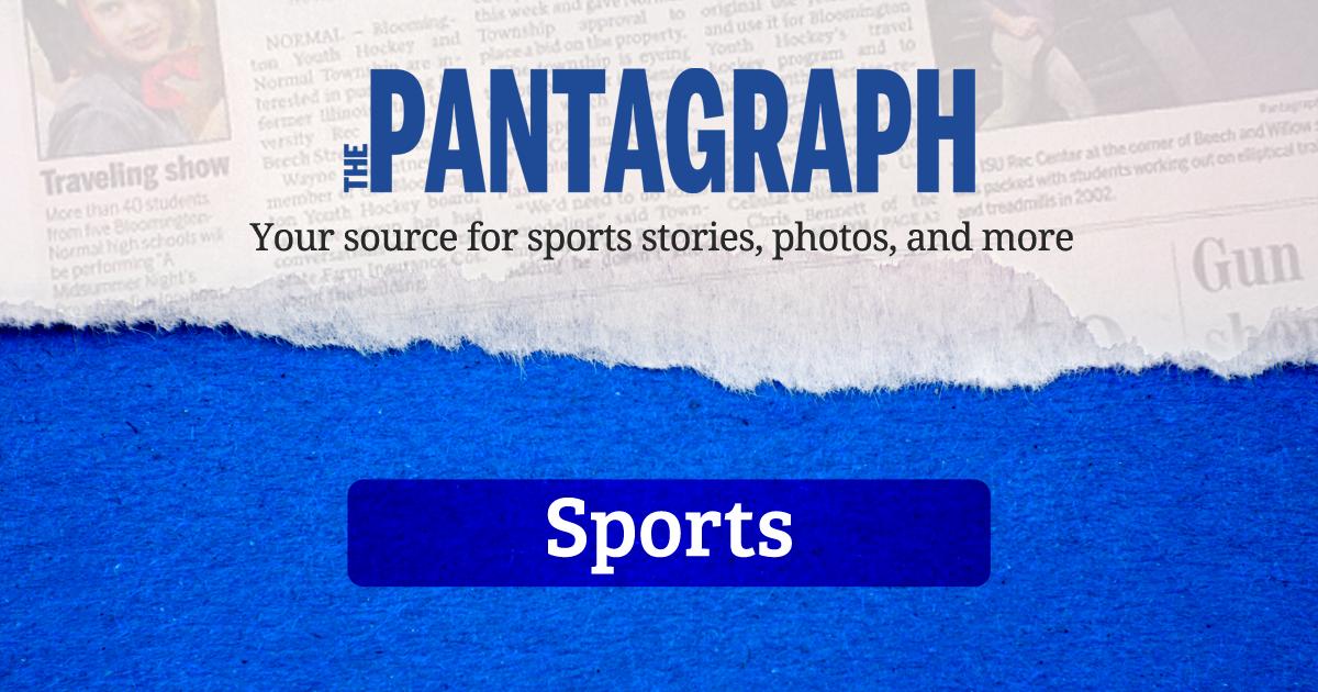 Pantagraph general sports slide