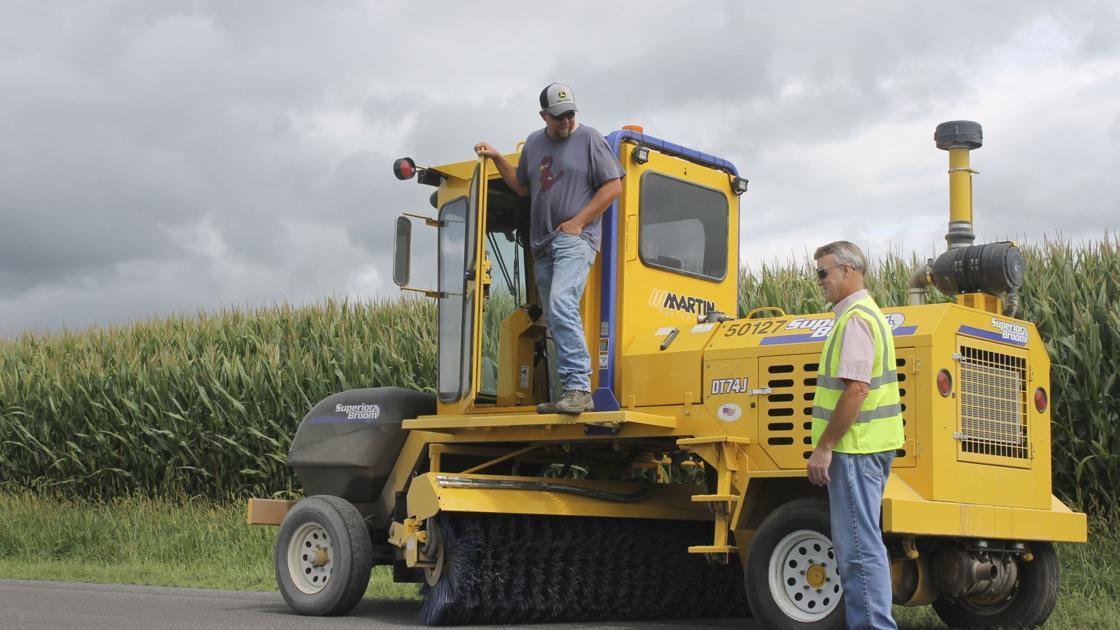 Smoothing the shortfall: New funding makes dent in money needed for rural roadwork