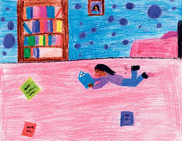 Isabel Mata, Grade 4, Tri-Valley
