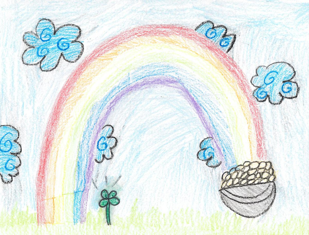 Claire Penner, grade 2, Washington