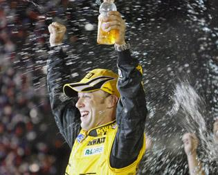Kenseth win is a tough sell in NASCAR's big event