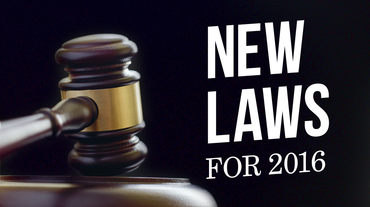 10 new Illinois laws for 2016