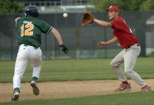 U High's Cook named to IHSA baseball coaches all-state team