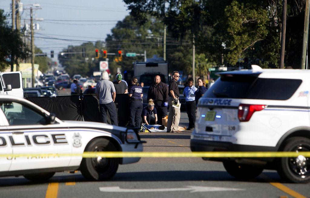 Tampa Homicides