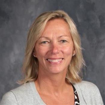 Lynn Shook, principal at Stevenson Elementary