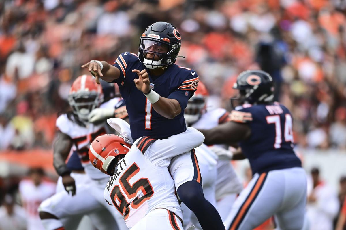 Bears Browns Football