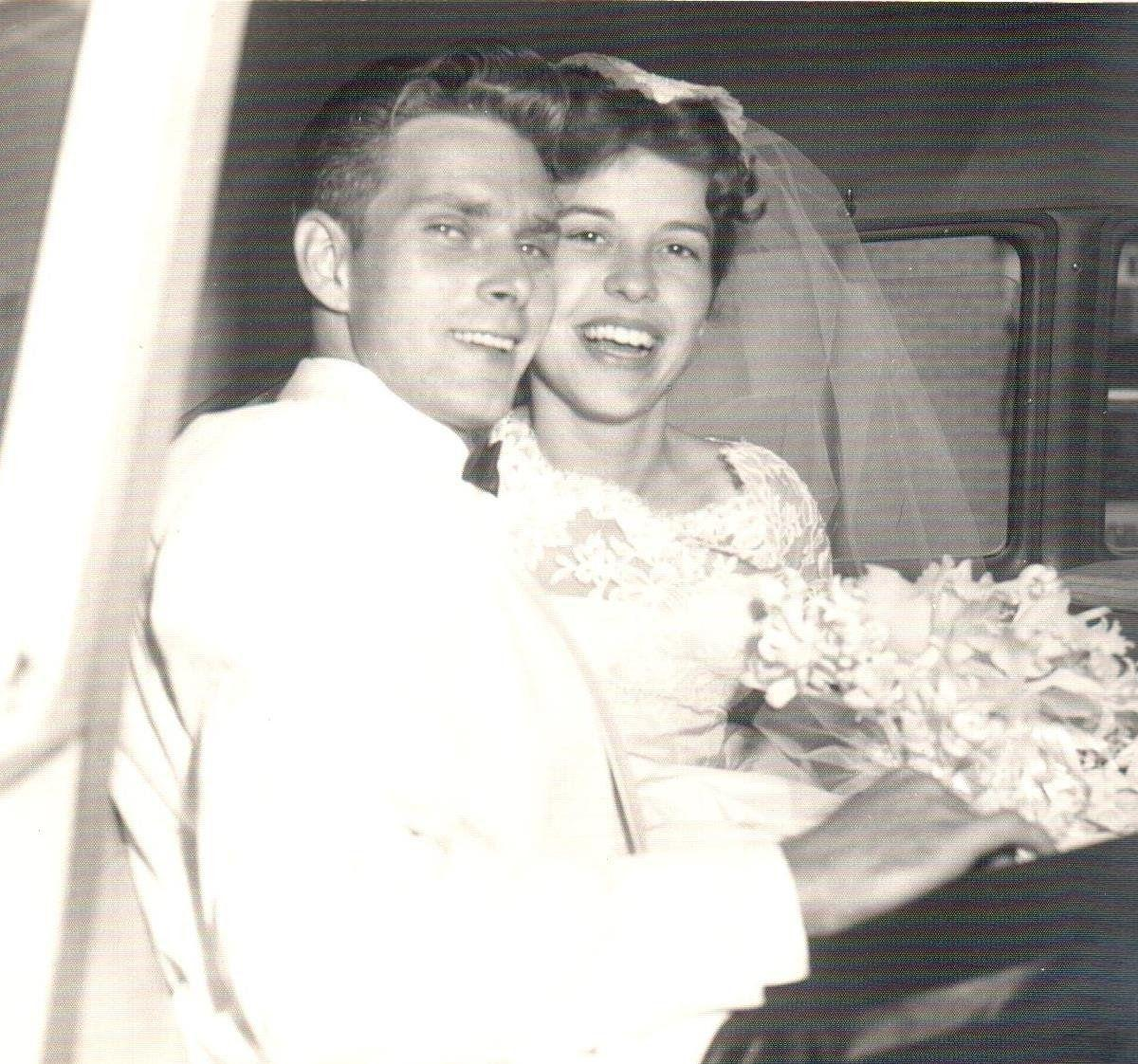 Bill and Pat Olwig