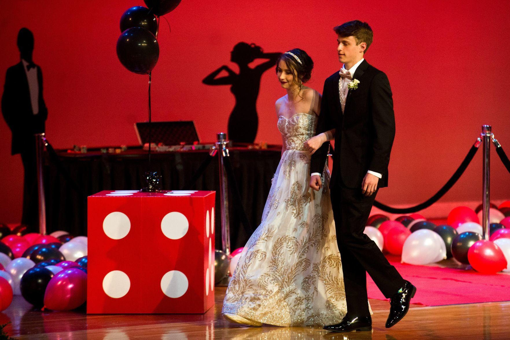Photos Prom season kicks off in