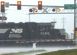 Delays ahead?: Hamilton Road extension needs railroad's blessing