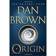 """Origin"" by Dan Brown, publicity photo"