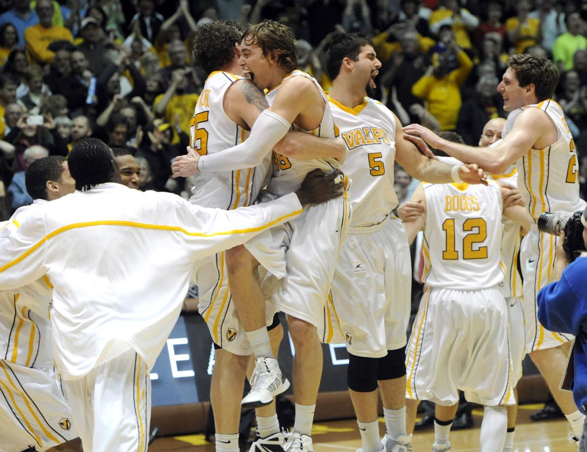 Valparaiso basketball