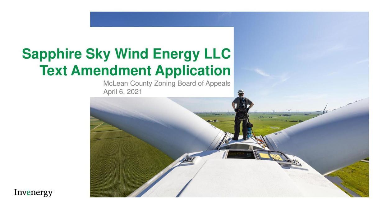 Sapphire Sky Wind Energy