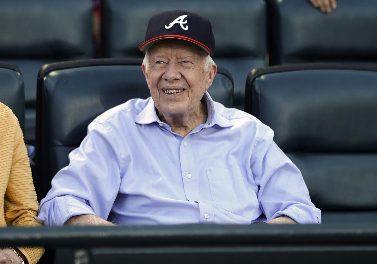 Birthday: Jimmy Carter