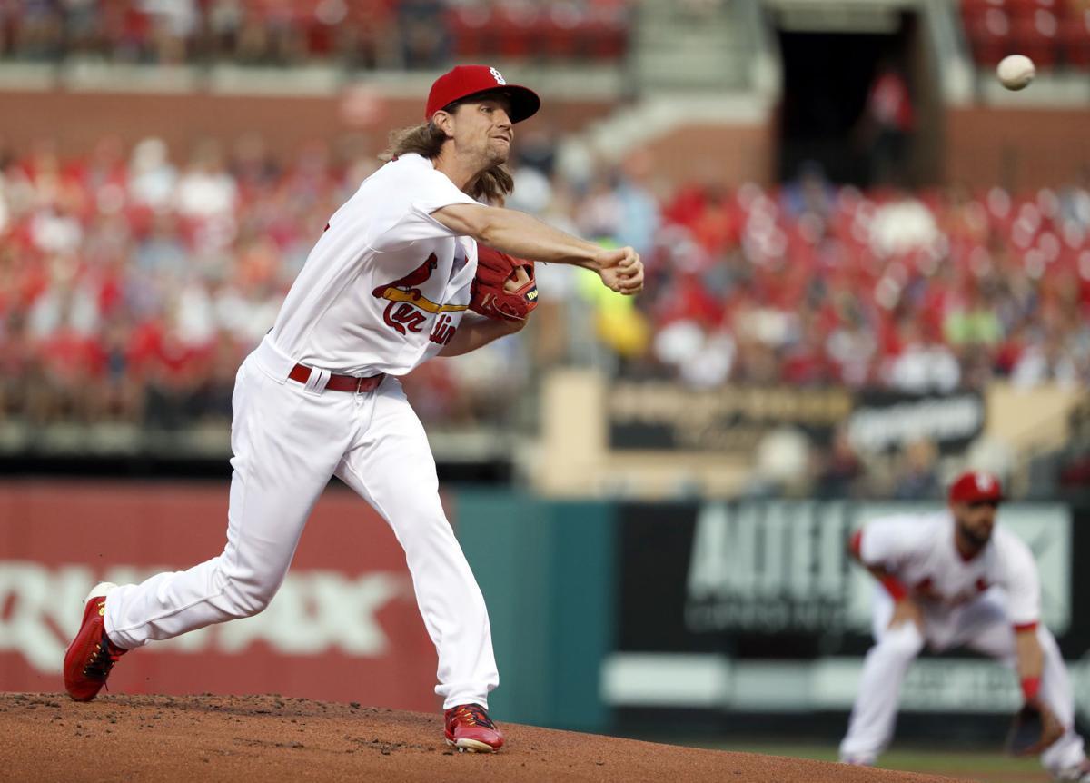 Royals Cardinals Baseball