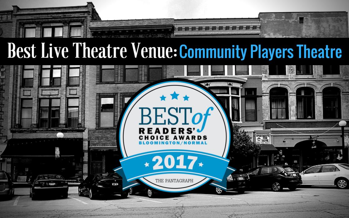 Best Live Theatre Venue Image