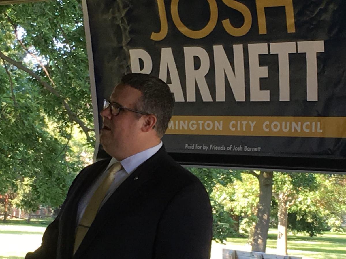 Josh Barnett announcement