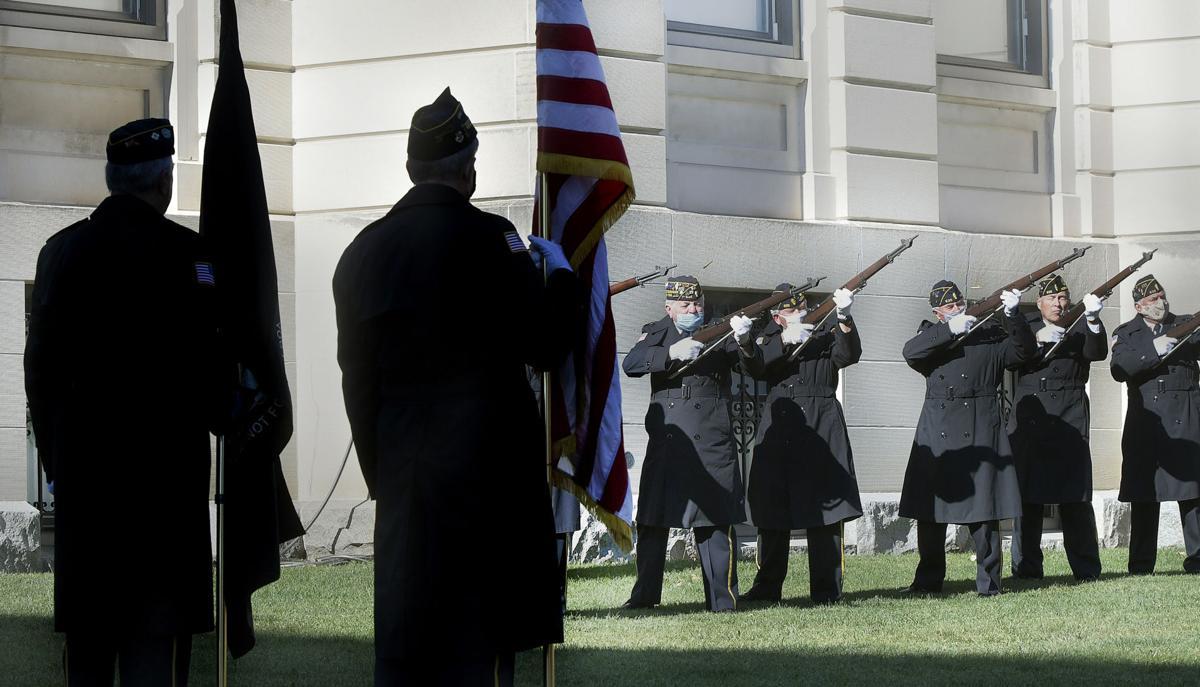 Honoring veterans' service