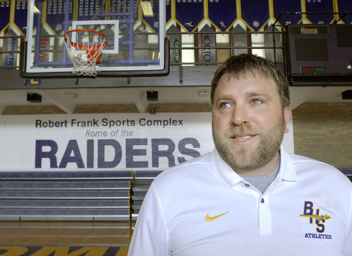 Bloomington Coaching Hire Austin Myers Hopes To Provide Stability For Girls Basketball High School Basketball Pantagraph Com
